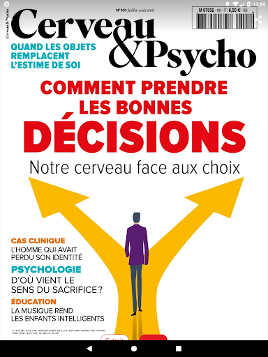 Cerveau & Psycho  screenshots 2