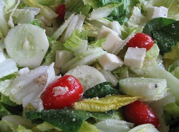 Garlic Salad Recipe