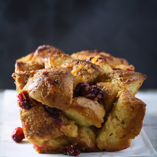 Gluten Free Cranberry Orange Cobblestone Bread