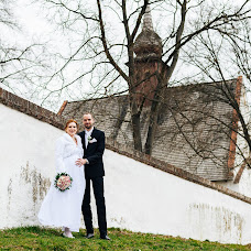 Wedding photographer Michal Mrázek (MichalMrazek). Photo of 01.10.2016