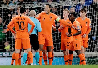 L'Euro de Virgil van Dijk menacé