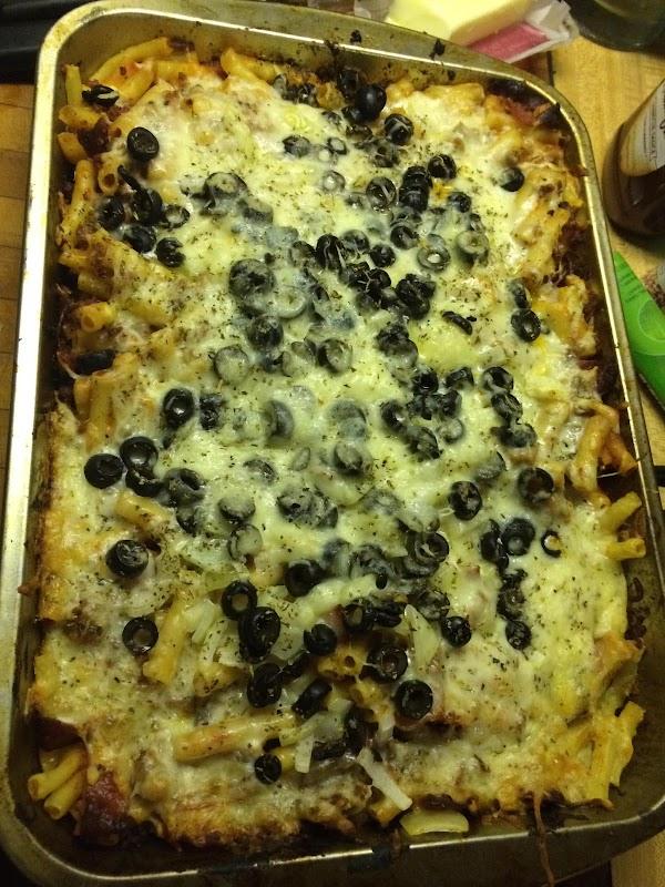 Pizza Bake Recipe