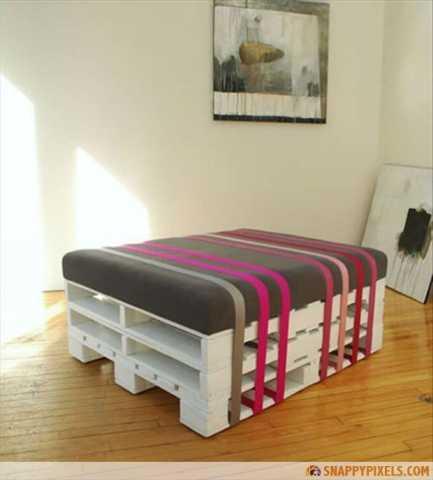 DIY Pallet Project Ideas