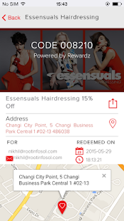 Rewardz Employee Perks!- screenshot thumbnail