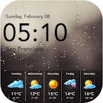 Free Animated Weather Widget 1.0