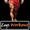 legs workout icon