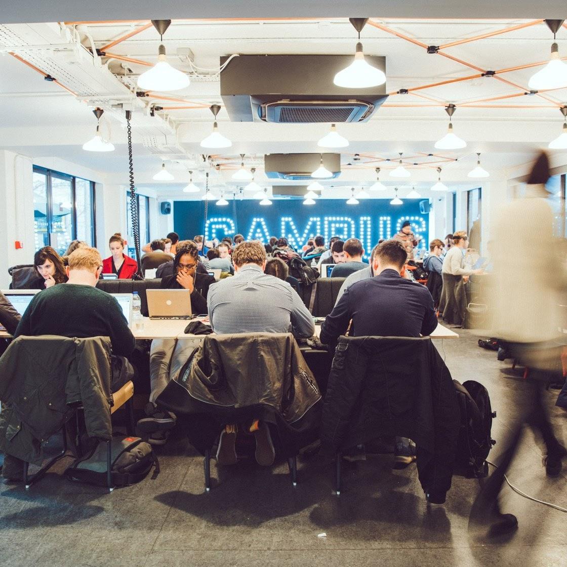 London Startup Cafe