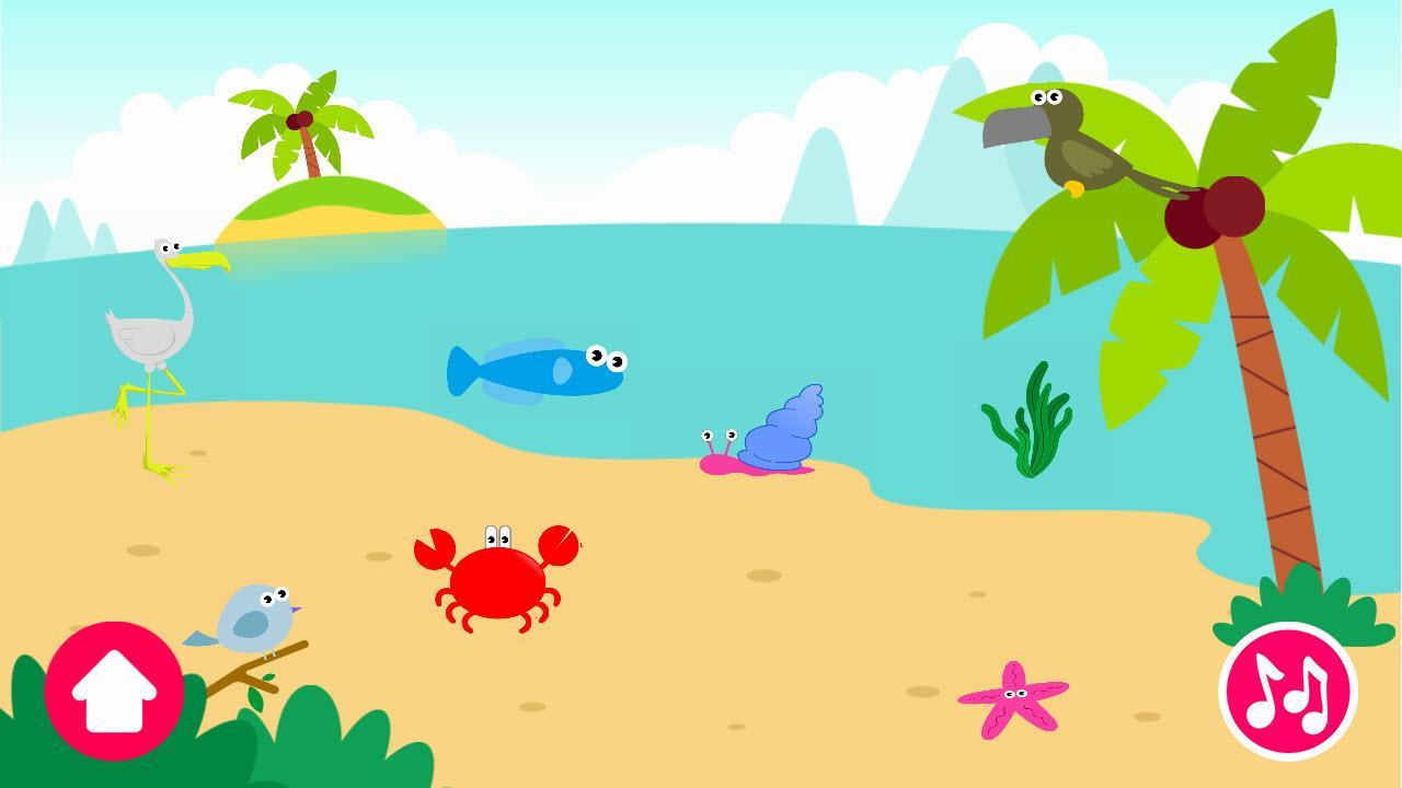 Kumpulan Gambar Kartun Ekosistem Laut