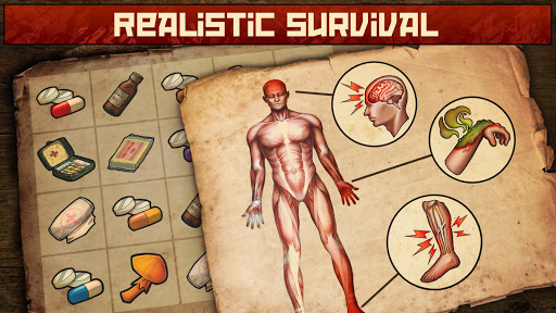 Day R Survival game (apk) free download for Android/PC/Windows screenshot