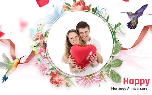 Wedding Anniversary Photo Frame - Apps on Google Play