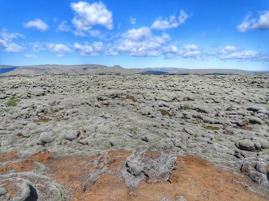 Paesaggio islandese di Giorgio Lucca