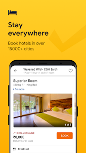 Cleartrip - Flights, Hotels, Train Booking App Screenshot