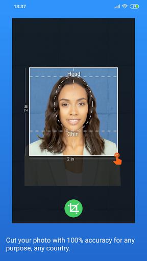 Passport Size Photo Maker - ID Photo Application 1.3.16 screenshots 5