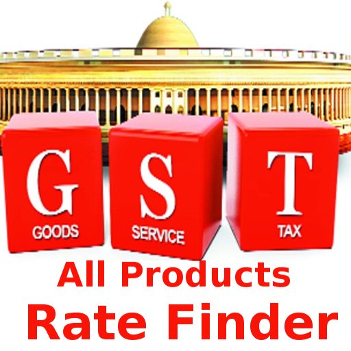 GST All Products Rate Finder