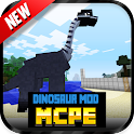 Dinosaur Mod For MCPE' icon