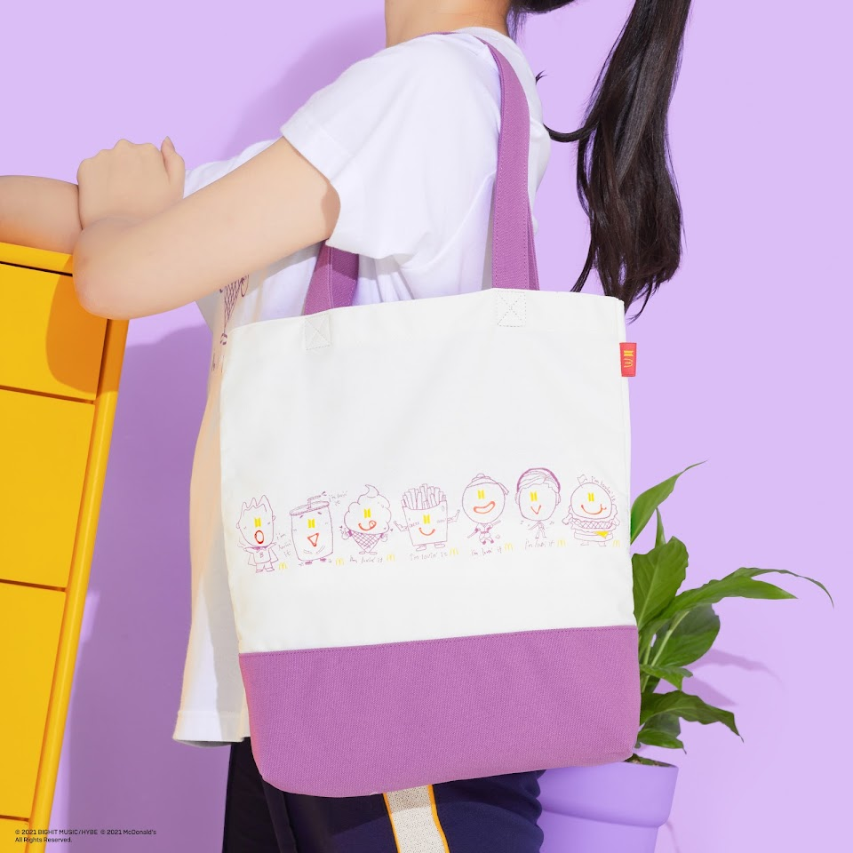 SAUCY TOTE BAG (ivory)