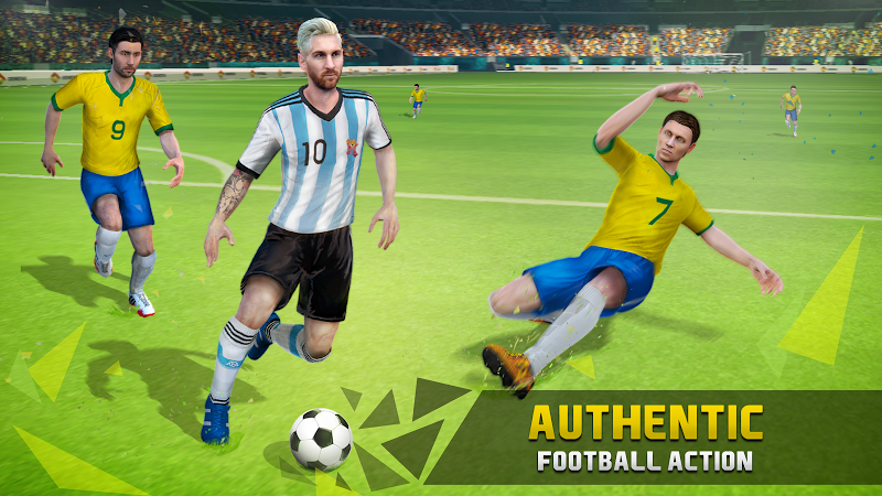 Soccer Star 2018 World Cup Legend: Road to Russia! Screenshot 3