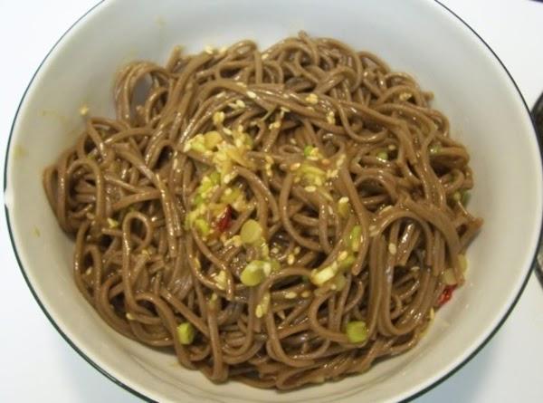 Asian Noodles Recipe