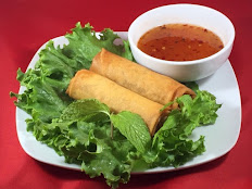 2. FRIED CHICKEN EGGROLLS/2pcs