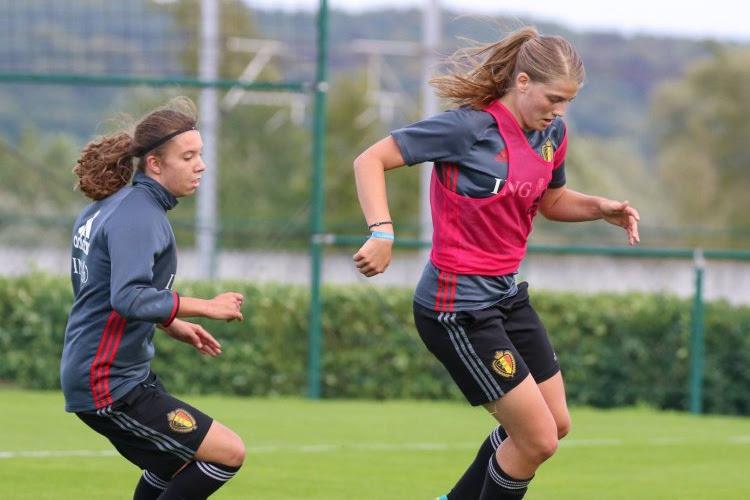 Quelques ajustements dans la sélection U19 pour le premier match de qualification