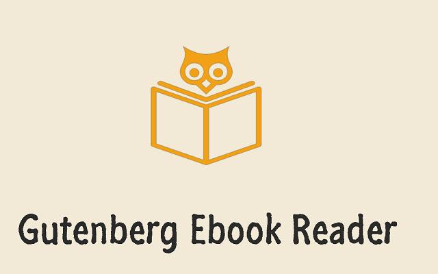 Gutenberg Ebook Reader
