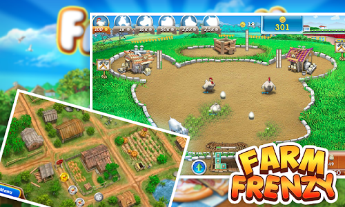 Farm Frenzy Classic - Animal Market Story 1 5 APK for Android