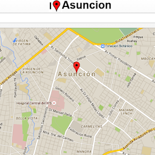 Asuncion Map Apps on Google Play