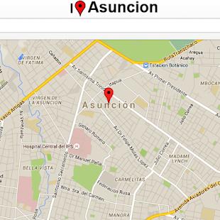 Asuncion Map Apps on Google Play