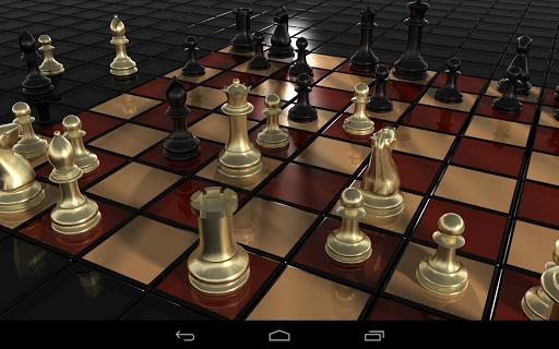 3D Chess Game screenshot 2
