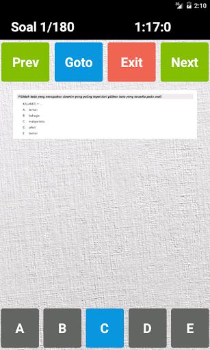 Tryout Test CPNS 玩教育App免費 玩APPs
