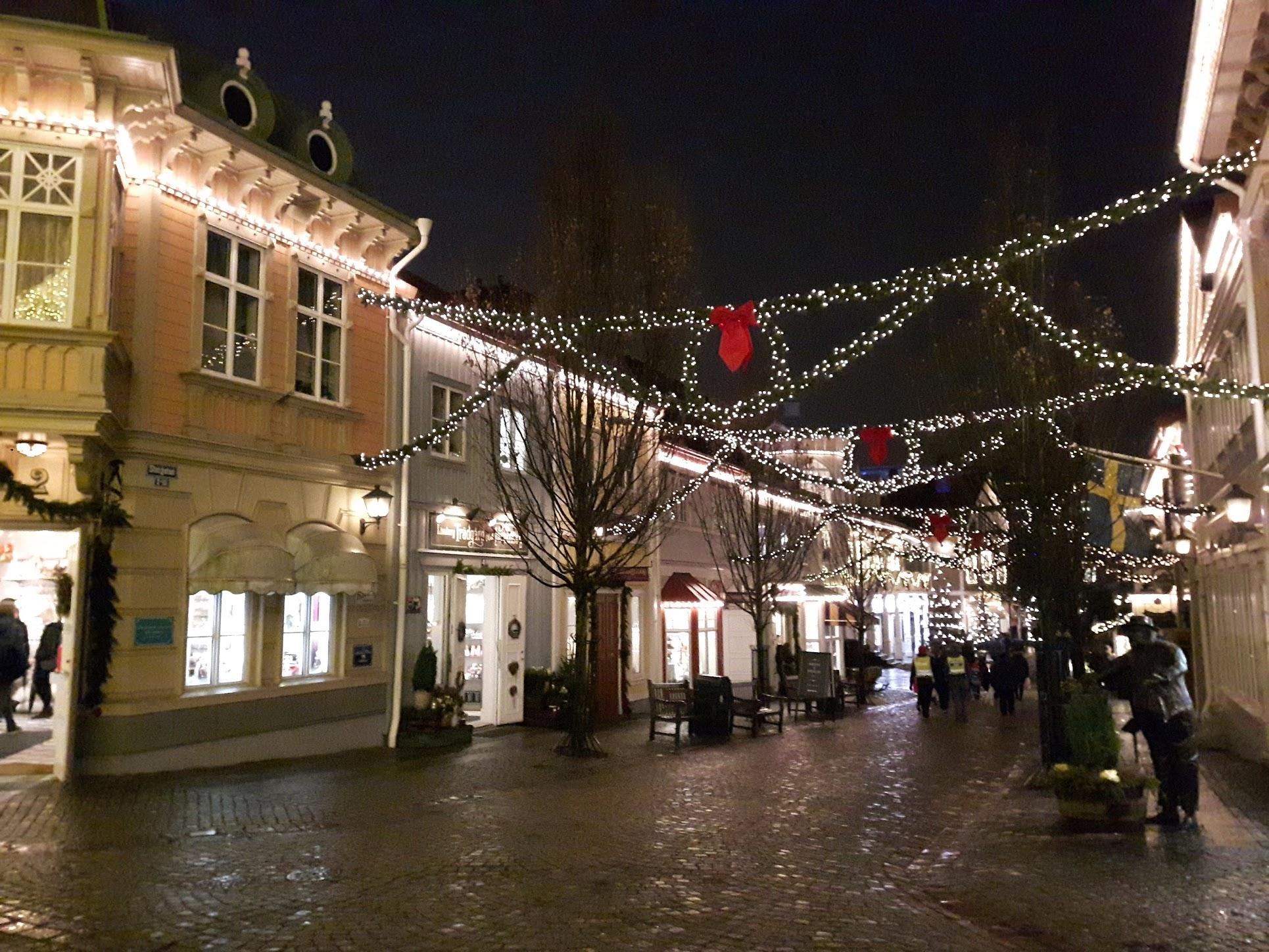 Jul Liseberg - Julstaden Göteborg