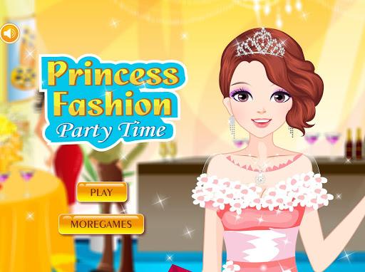 Princess Fashion Party Time HD這款休閒遊戲評價如何?高評價手機App下載不用錢