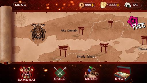 Samurai 3: RPG Action Combat - Warrior Crush 1.0.22 screenshots 4