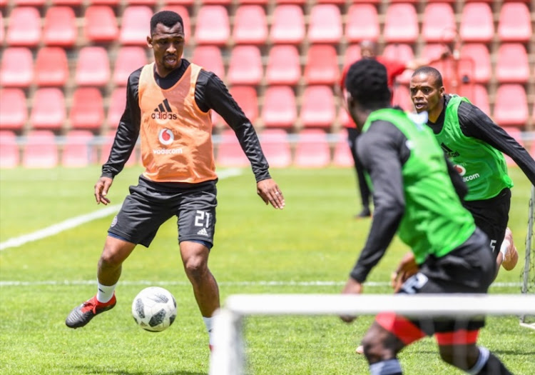 Alfred Ndengane says he nearly lost faith in his dream of joining Orlando Pirates coming true.