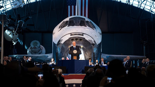 Newt Gingrich: Renewing American leadership in space