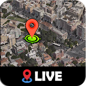 Live Street View & Street Map Navigation
