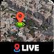 ライブ ストリートビュー そして、 ストリートマップ ナビゲーション