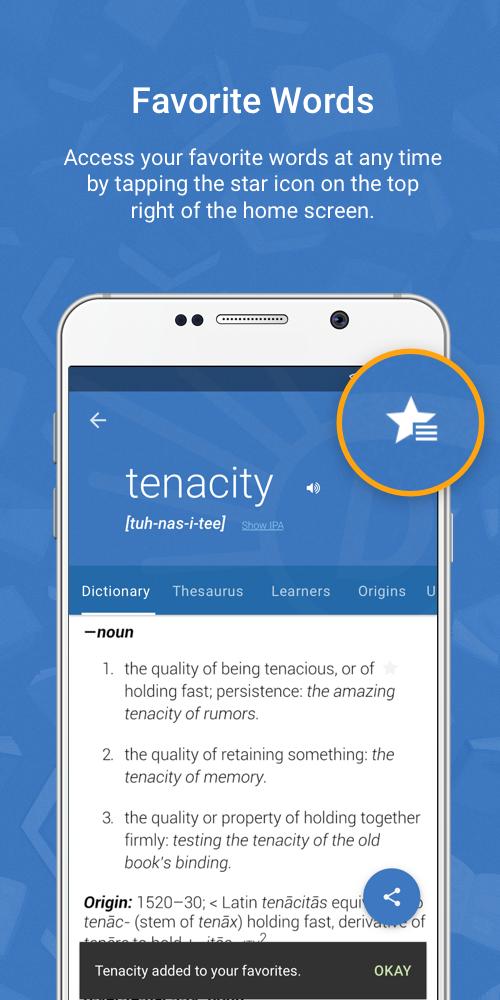 Dictionary.com Premium Screenshot 3