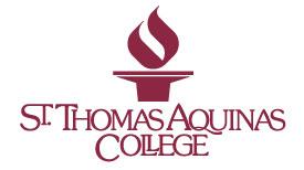 St. Thomas Aquinas College Logo