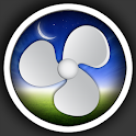 Bed Time Fan Noise - White Noise Fan Sleep Sounds icon