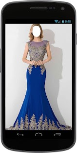 Gown Dress Fashion Selfie - náhled
