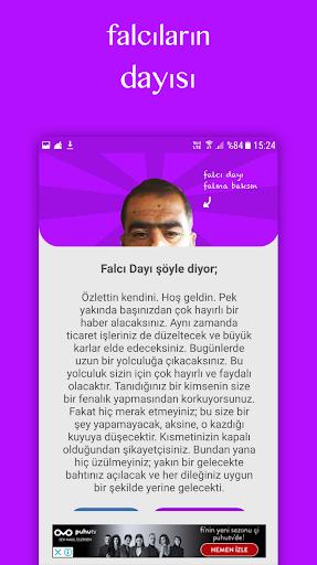 Falcı Dayı - Ücretsiz Fal Bak 1.3 screenshots 2