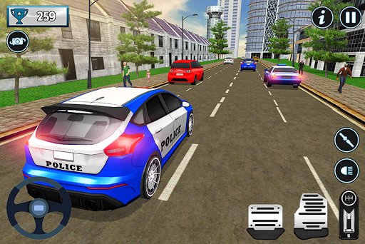 Police City Traffic Warden Duty 2019 2.0 screenshots 3