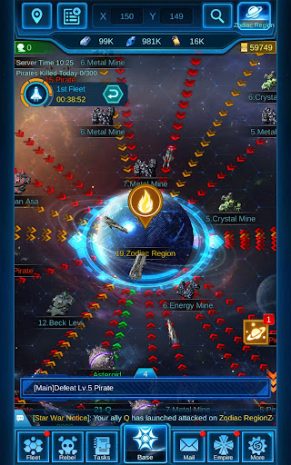 Galaxy Battleship 1.8.87 12