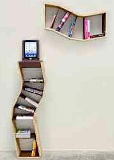 Book Shelf Design Idea