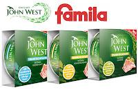 Angebot für John West No Drain im Supermarkt