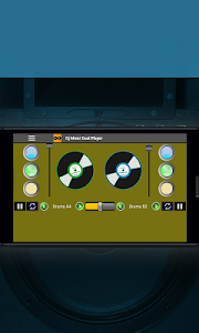 Dj Mixer Dual Player screenshot 1