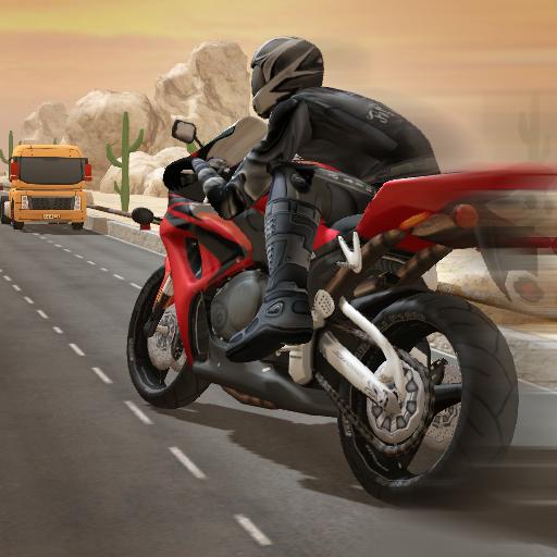 Moto Racer 2018 : Highway Traffic Rider