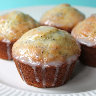 Lemon Poppy Seed Muffins.