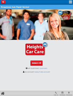 Heights Car Care screenshot